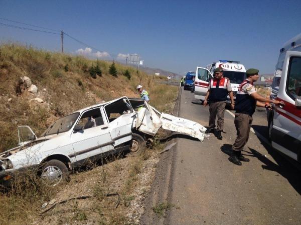 Ak Partili vekil kaza yaptı: 2 ölü