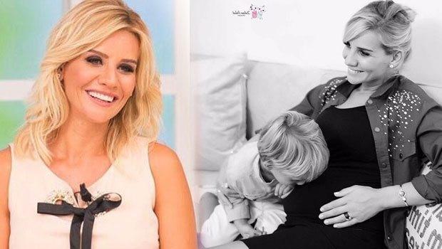 Esra Erol doğacak bebeği için gün sayıyor