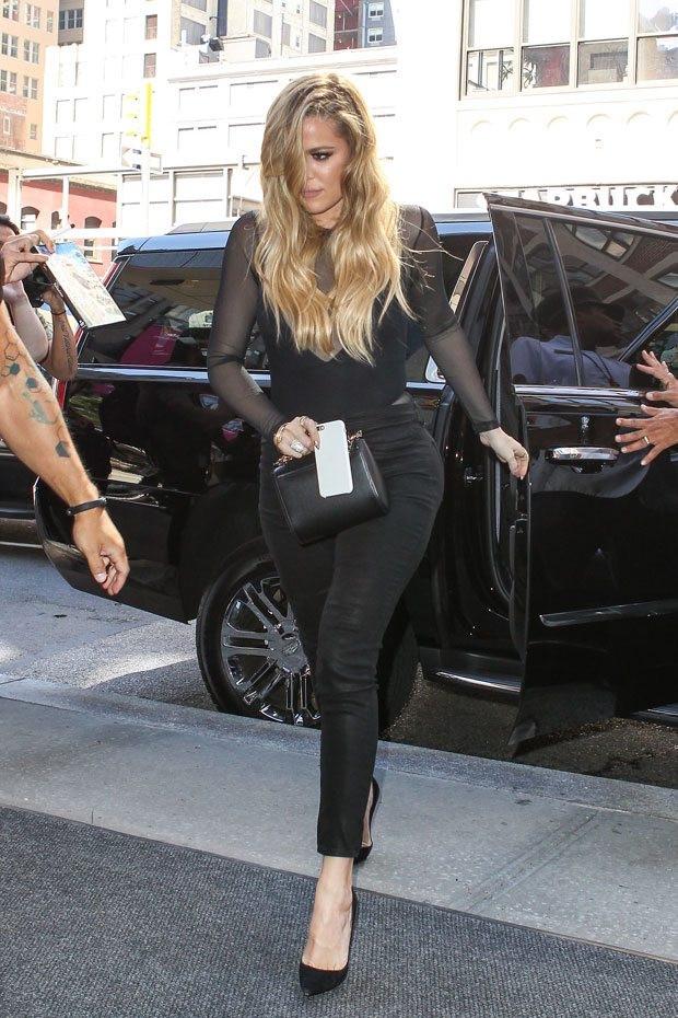 Khloe Kardashian çok dertli: Hala şişman hissediyorum