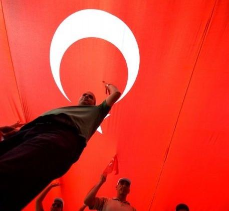 Ankara'da teröre hayır mitingi