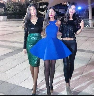 Çakma Kim Kardashian beyoğlu sokaklarında
