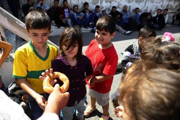 Edirne'de mültecilerin dramı devam ediyor