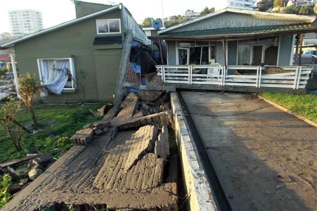 8,3'lük deprem Şili'yi nasıl teğet geçti