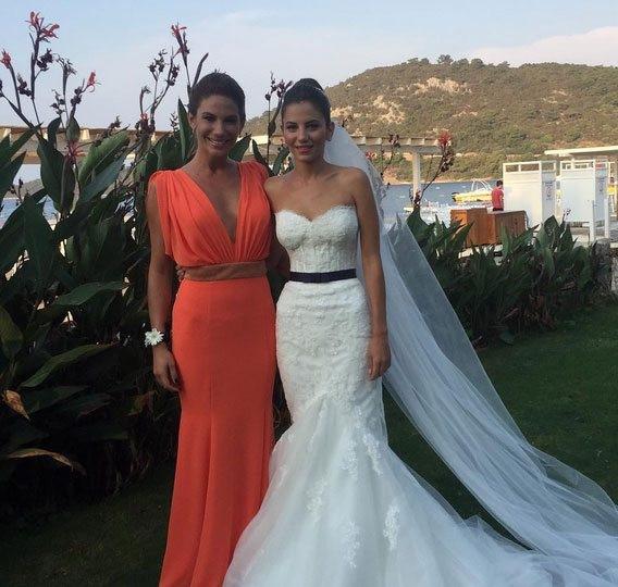 Gripin'in solisti Birol Namoğlu ile Derya Beşerler evlendi