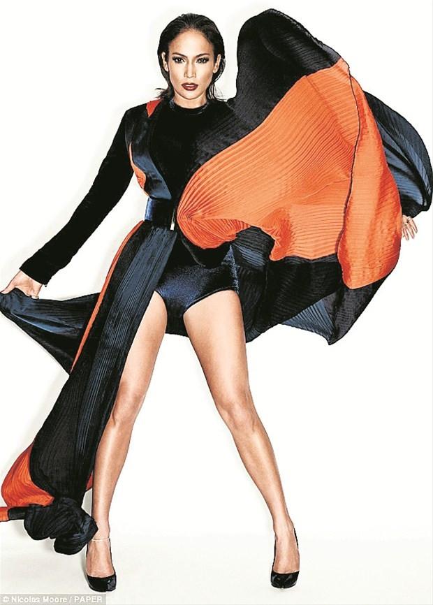 Jennifer Lopez 'alev alev!