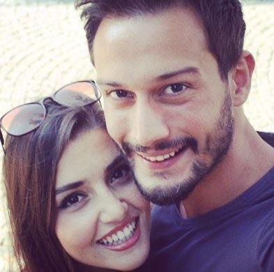 Hande Erçel'in sevgilisi ortaya çıktı