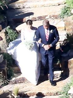 Nihayet evlendiler