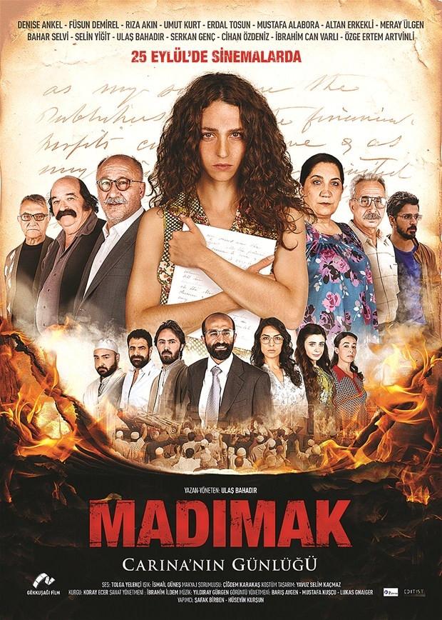 MADIMAK-Carina'nın Günlüğü