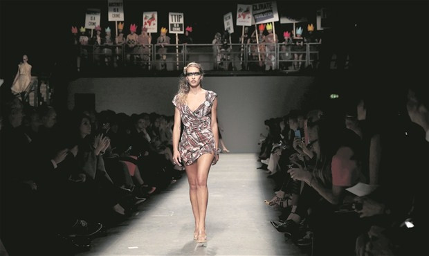 Londra Fashion Week