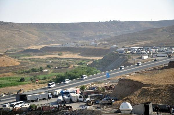 Şırnak'a büyük askeri sevkiyat