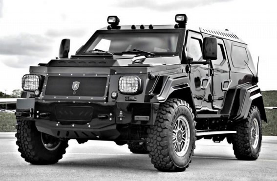 Dünyanın en pahalı zırhlı araçları