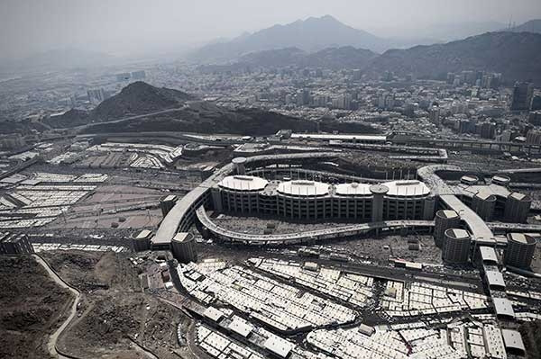 Hac'da facia: En az 717 kişi öldü