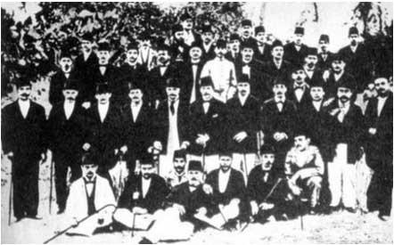 Osmanlı İmparatorluğu'nda Siyasi Partiler