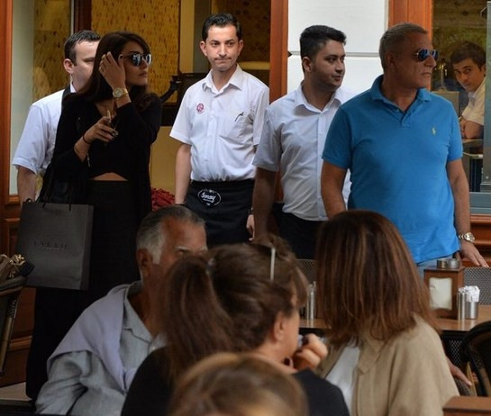 Mehmet Ali Erbil İstanbul'da kaldı