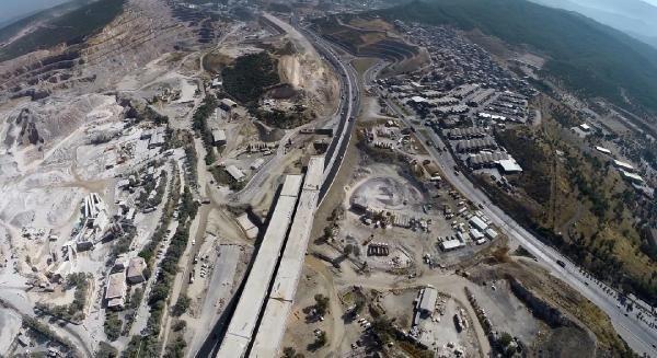 İstanbul- İzmir Otoyolu Projesi'nin %48'i tamamlandı