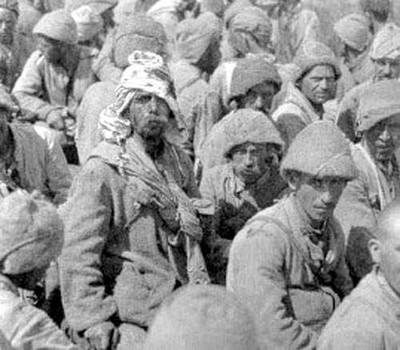 15 bin Türk askerine işkence