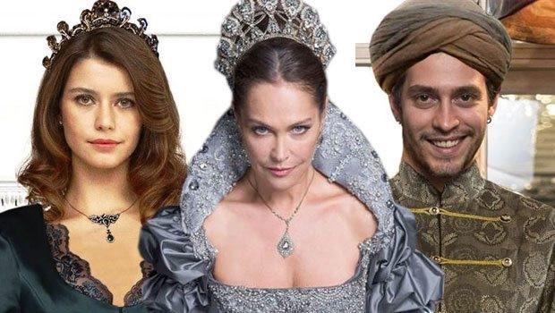 Cannes'da Kösem Sultan partisi
