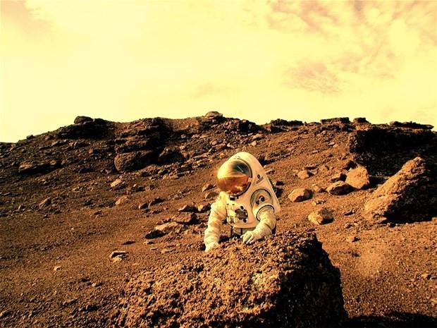 NASA'nın dünyaya duyurduğu Mars'taki suyun sırrı çözüldü