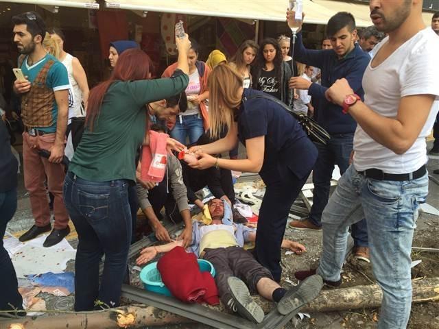 Ankara Dikimevi'nde büyük kaza: 10 ölü