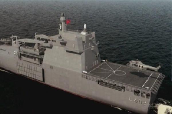 Türk denizciliğinin yeni 'Bayraktar'ı