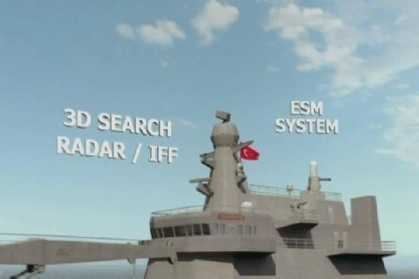 Bayraktar amfibi harp gemisinin özellikleri