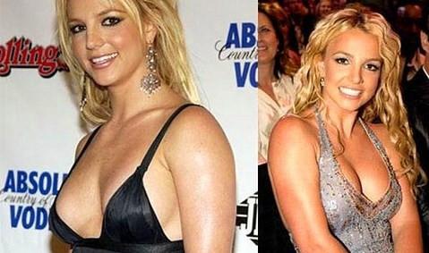 Göğüs büyütme ünlüleri çok değiştirdi