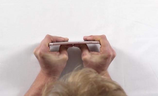 iPhone 6S Plus ne kadar dayanıklı? Eğilme oluyor mu?