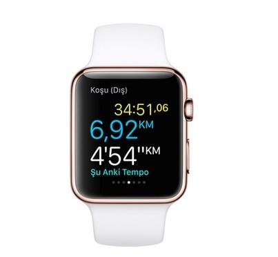Apple Watch Özellikleri