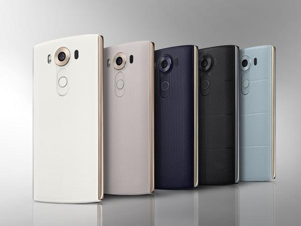 LG'den çift ekranlı telefon