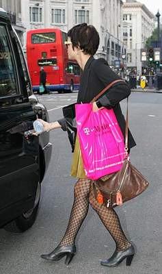 Alışveriş tutkunu ünlüler