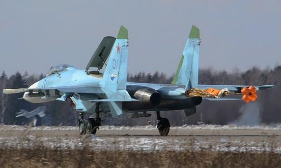 Rusya Hava Kuvvetlerinde hangi uçaklar var