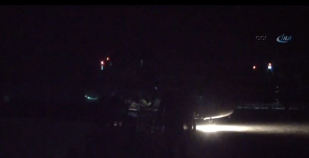 Hainler Eşmepınar Jandarma Karakol Komutanlığı'na saldırdı