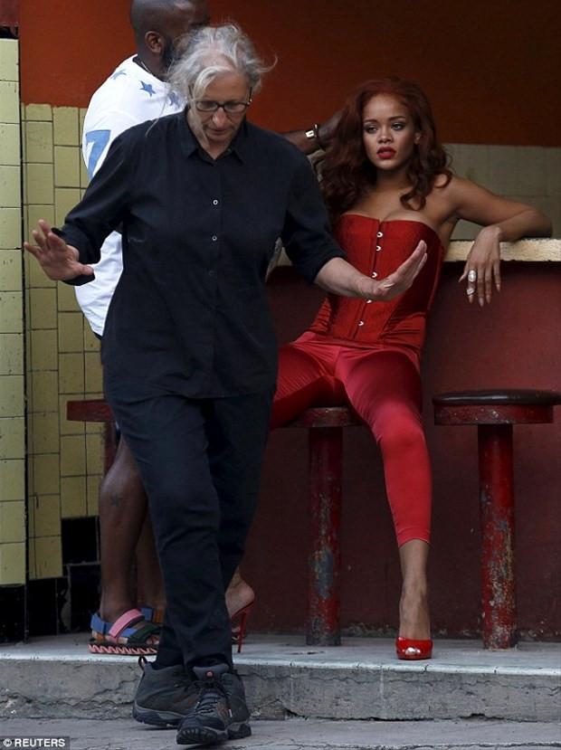 Rihanna: 'Hayatımın sonuna kadar onu düşüneceğim'
