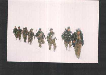 PKK kampları böyle görüntülendi