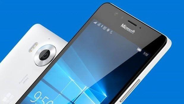 Microsoft'tan iki telefon birden: Lumia 950 ve Lumia 950 XL