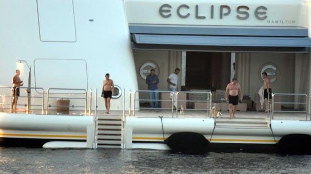 Rus milyarder Abramoviç'in Bodrum tatili kaldığı yerden sürüyor