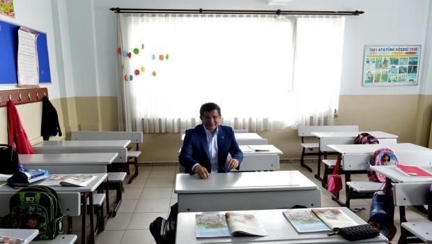 Başbakan Ahmet Davutoğlu Fatih'te