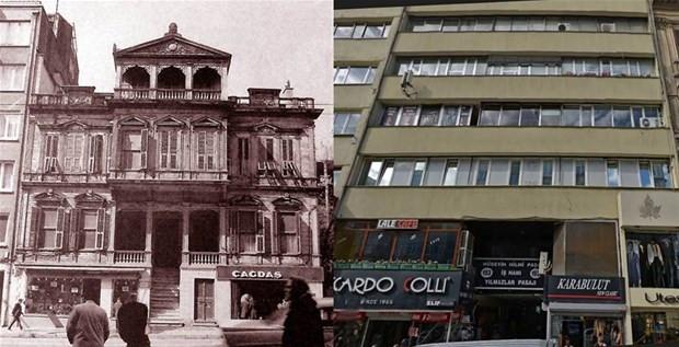 İstanbul'un tarihi fotoğrafları