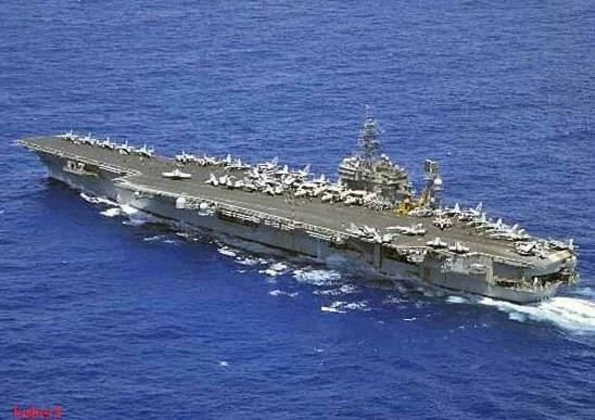 Eisenhower uçak gemisinin özellikleri