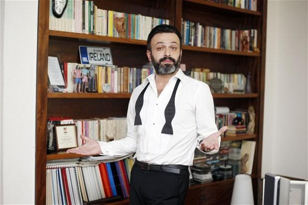 Serhat Kılıç: 'Gençler oyuncu değil ünlü olmak istiyor'