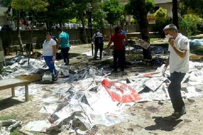 Türkiye'de gerçekleşen en kanlı bombalı saldırılar!