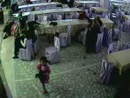 Küçük kızın büyük hırsızlığı
