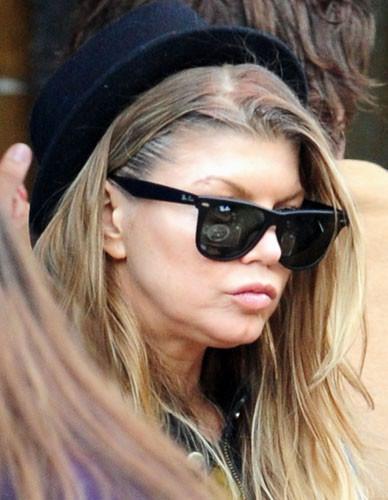 Fergie yaşlandı mı?