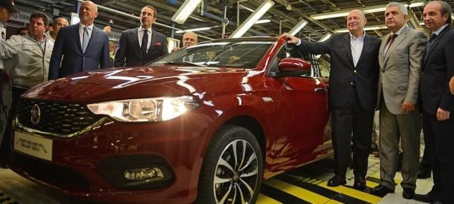 Fiat Egea Özellikleri ve fiyatı belli oldu