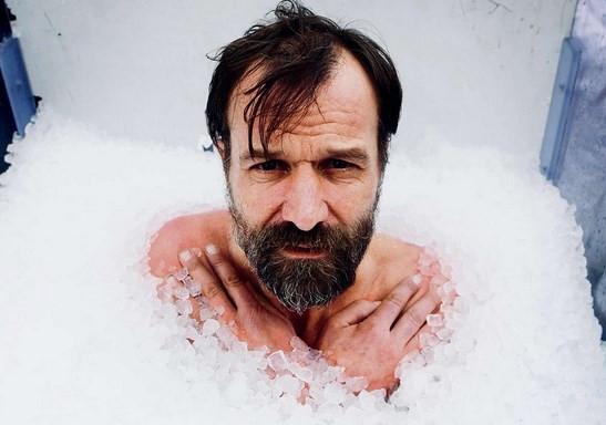 Bu adam soğuk nedir bilmiyor (Wim Hof kimdir)