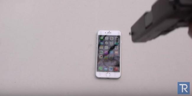 İphone 6 mermi geçiriyor mu?