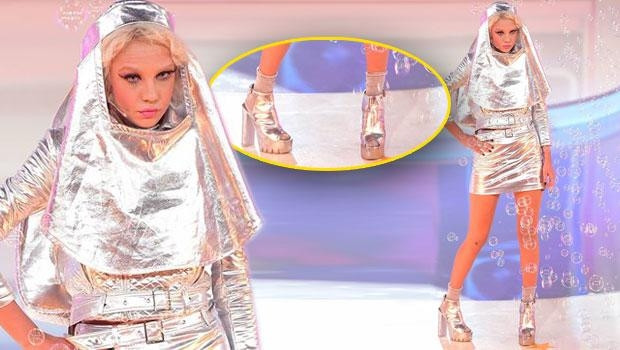 İşte Benim Stilim'de Ayşenur Balcı'nın giydiği kıyafet olay ol