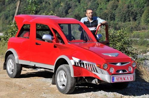 'İlk yerli otomobili 3 yıl önce yaptım, ödül bekliyorum'