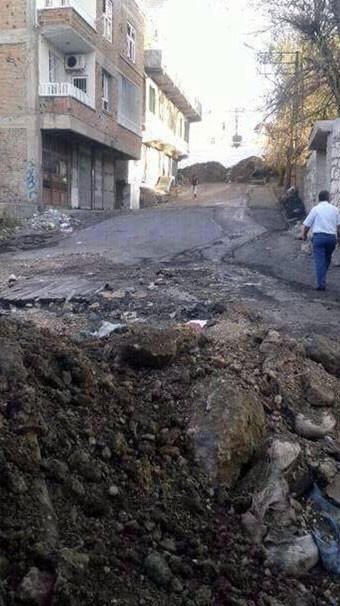 Silvan'da 3 mahallede sokağa çıkma yasağı