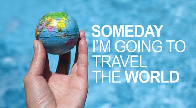 Seyahatiniz kişiliğinizi yansıtıyor!